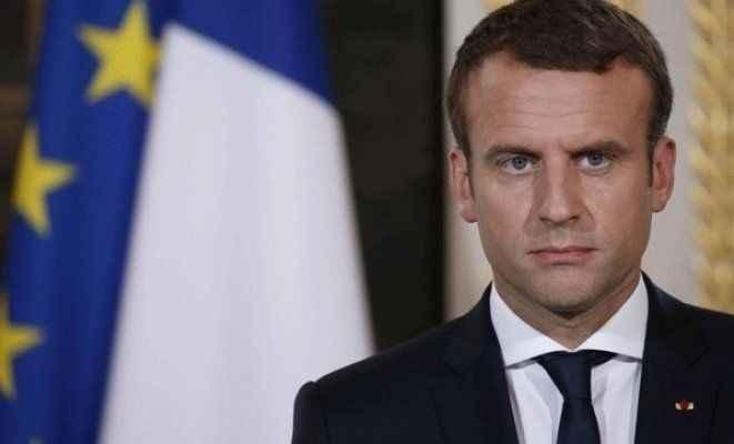 Macron'dan Gazze açıklaması: Saldırıları kınıyoruz