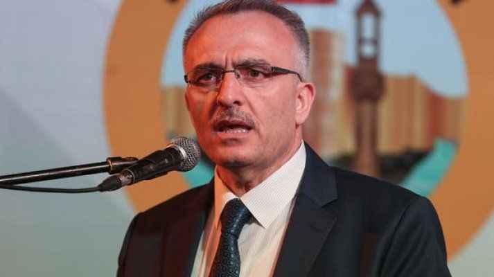 Maliye Bakanı Ağbal: 24 Haziran'dan sonra...
