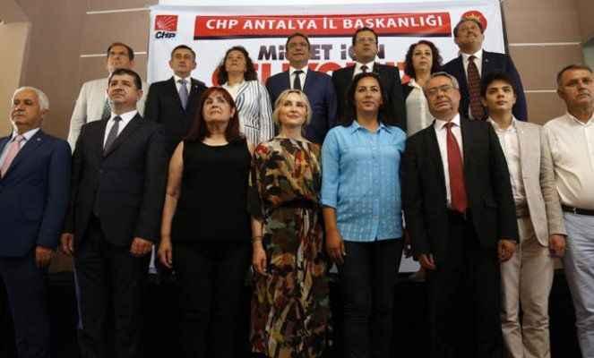CHP'li Budak: Baykal, yürüteçle yürümeye başladı