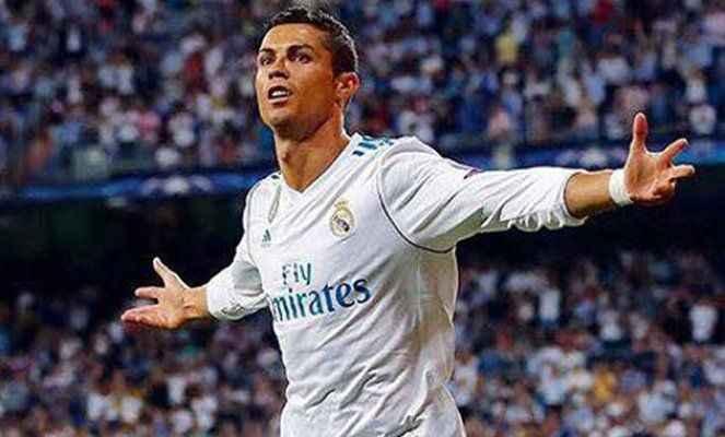 Cristiano Ronaldo'nun  işte yeni takımı...