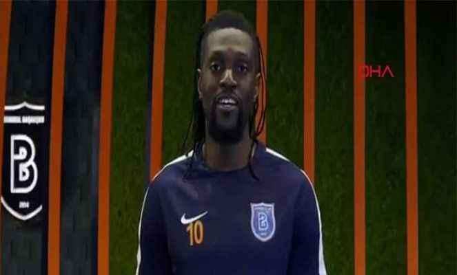 Adebayor'dan 'EURO 2024' mesajı