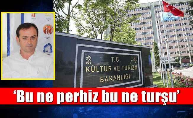 Nedanlı'dan 'Turizm Bakanlığı' kararına eleştiri