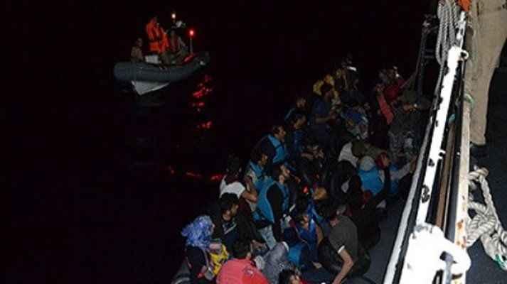 115 kaçak yakalandı
