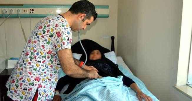 Apar topar ameliyata alındı, rahminden çıkan doktoru bile şaşırttı