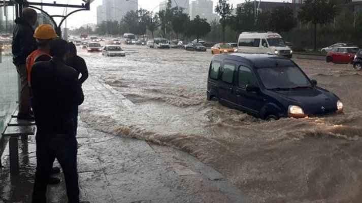 Sel felaketinin bilançosunu açıkladı