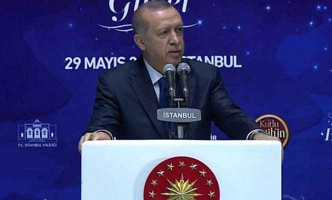 Erdoğan'dan Kılıçdaroğlu'na: Özel ücretsiz ders verelim