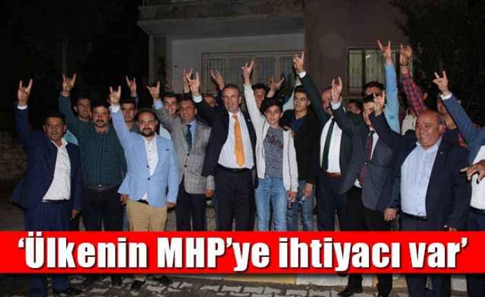 MHP'li Başkan'dan seçim açıklaması