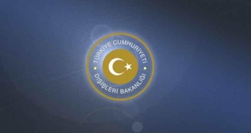 Dışişleri Bakanlığı Sözcüsü Aksoy'dan peşpeşe açıklamalar