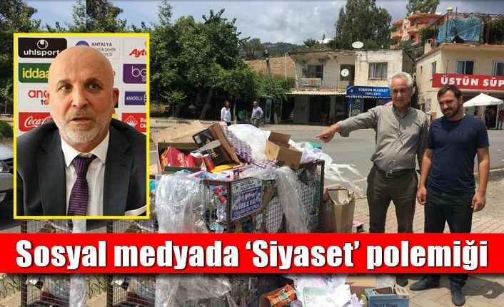 Alanya'da sosyal medya üzerinden 'Siyaset' polemiği
