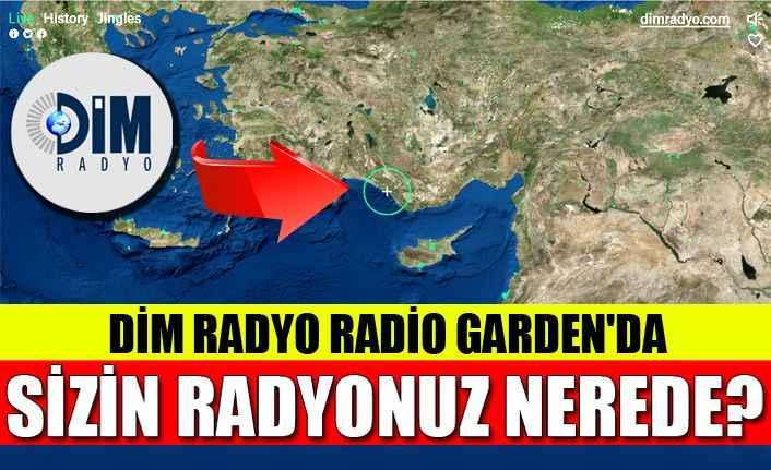 Dim Radyo Radio Garden'da