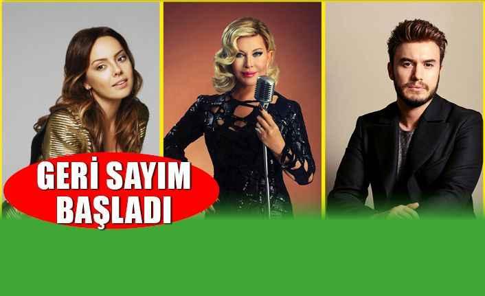 Alanya'da Turizm ve Sanat Festivali'nde ünlüler geçidi