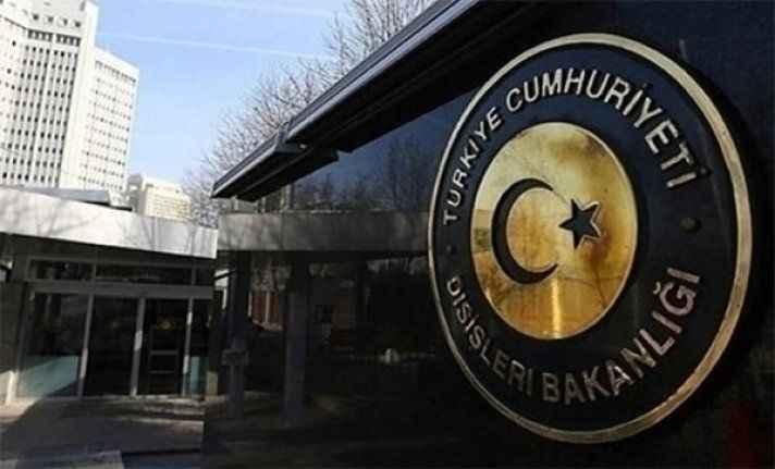 Türkiye'den İsrail'in yasa dışı yerleşim kararına kınama