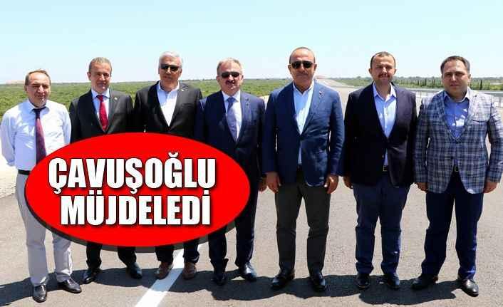 Antalya Mersin arası 4 saat