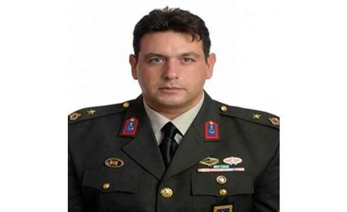 Jandarma komutanı girdiği denizde boğuldu