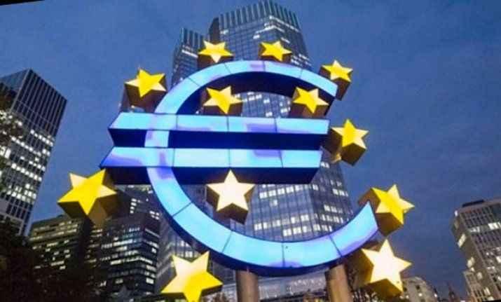 Euro Bölgesi'nin cari fazlası Nisan'da 413.7 milyar euroya yükseldi