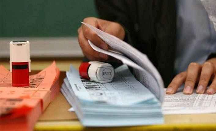 Son dakika: Sandıklar kapandı! 24 Haziran seçimleri oy sayım işlemi başladı