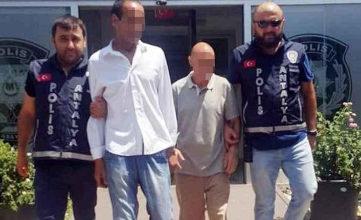 Antalya'da ithal yankesiciler