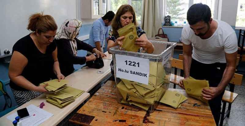 Antalya'da Ak Parti 16 ilçede birinci oldu