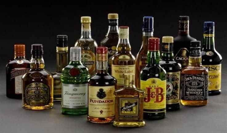 ABD'den ithal edilen alkollü içkilere büyük zam