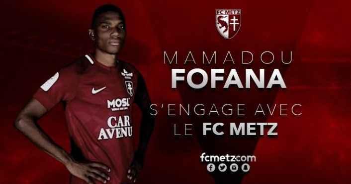 Alanyasporlu Fofana Fransa'ya transfer oldu
