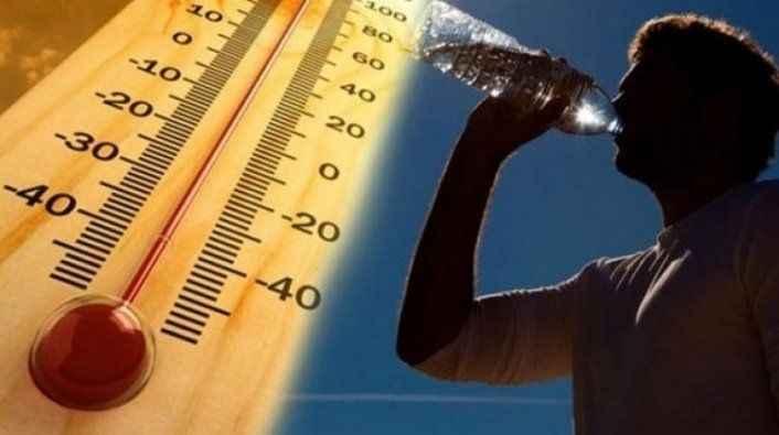 Antalya Valiliğinden sıcak hava uyarısı