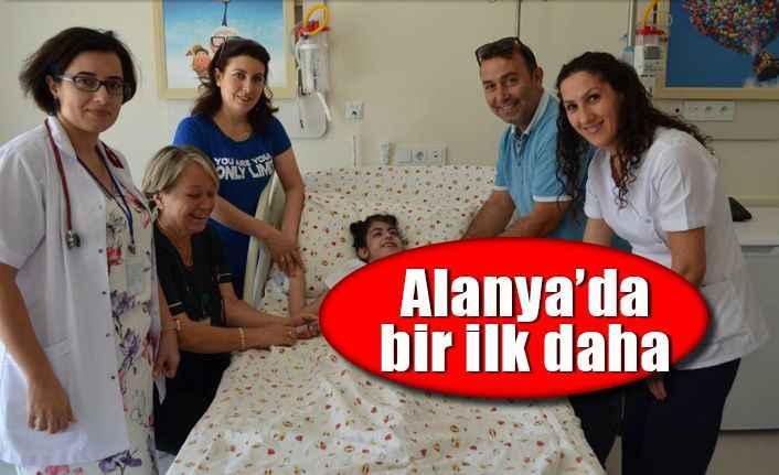 Alanya'da evde tedavi devri