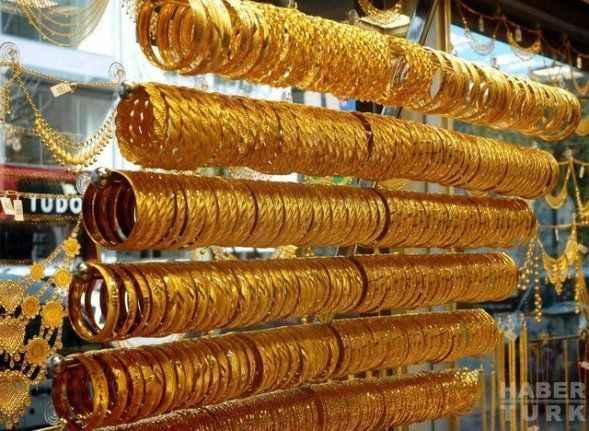Çeyrek altın gram altın fiyatı düşüş sürüyori!