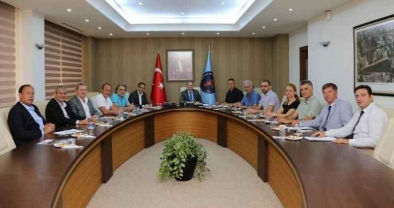 Akdeniz Üniversitesinde, turizm sektörü işbirliği toplantısı