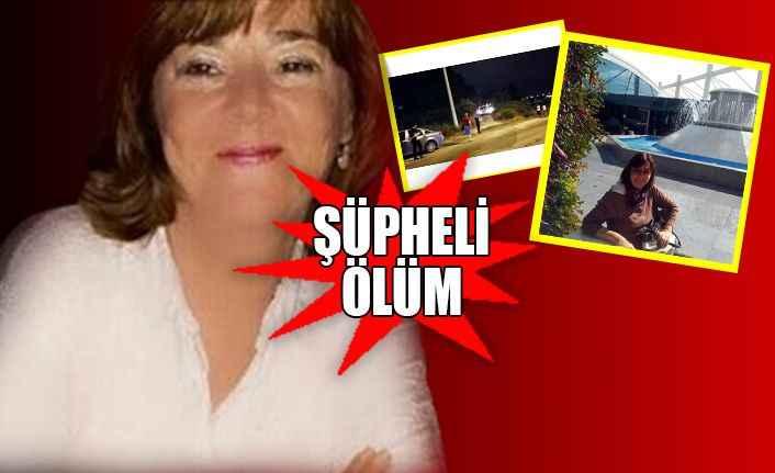 Antalya yerleşik Alman kadın evinde ölü bulundu