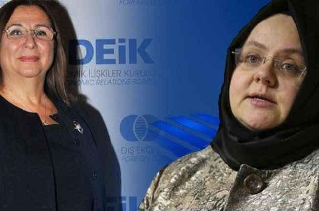 İki kadın bakan! Zehra Zümrüt Selçuk ve Ruhsar Pekcan