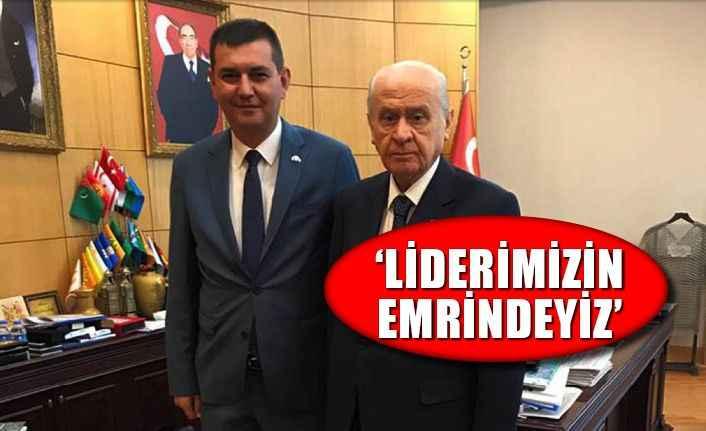 Türkdoğan'dan sürpriz ziyaret