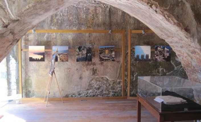 Tarihi sarnıç yapısı