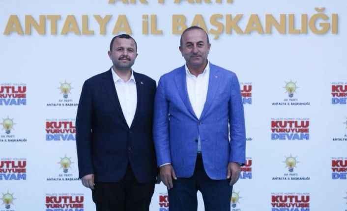 Antalya gelişmelerden memnun: Çavuşoğlu ile devam...