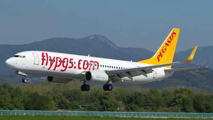 Pegasus yolcu sayısını yüzde 9.2 artırdı