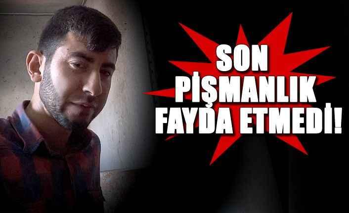Alanya'daki sera cinayetine müebbet hapis