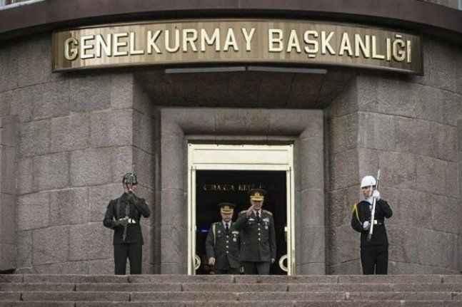 Genelkurmay Savunma Bakanlığı'na bağlanacak