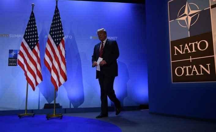 NATO zirvesinde kriz