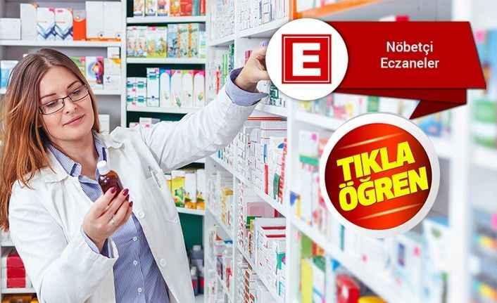 Alanya Konaklı Mahmutlar Nöbetçi Eczaneler Listesi -13 Temmuz 2018
