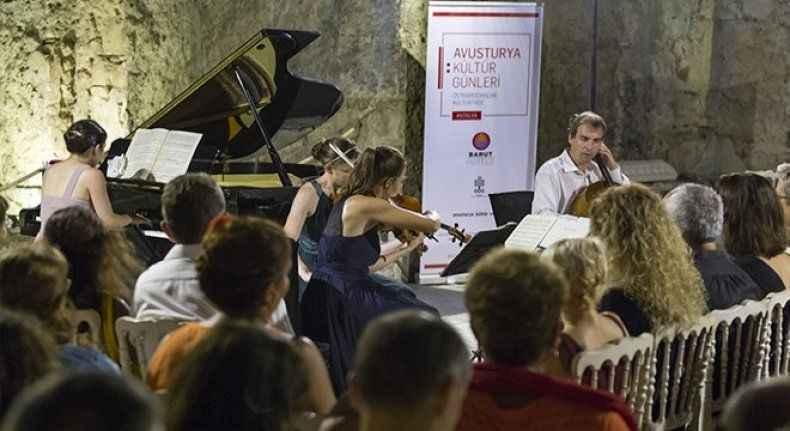 Antalya Avusturya Kültür Günleri Başladı