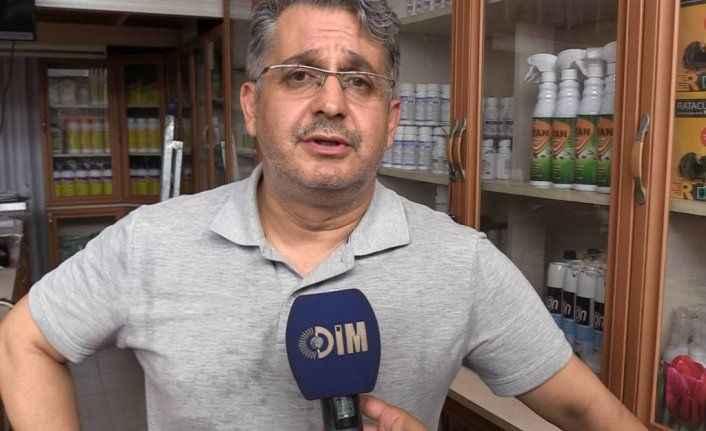Alanya'da tarım sektöründen uyarı