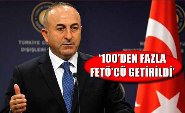 Bakan Çavuşoğlu CNN Türk'e konuştu