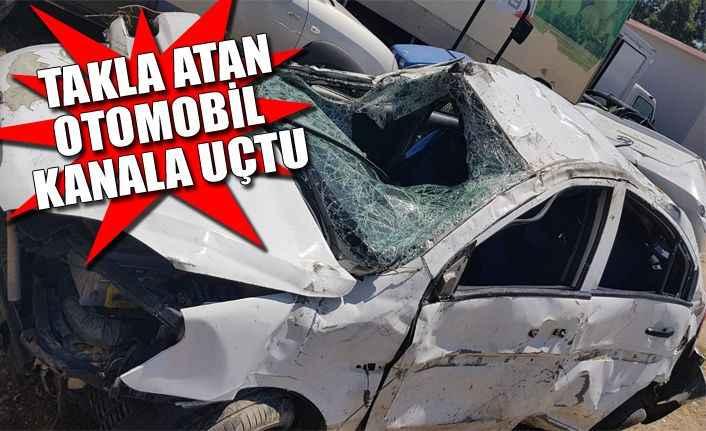 Alanya yolunda korkunç kaza: 1 yaralı