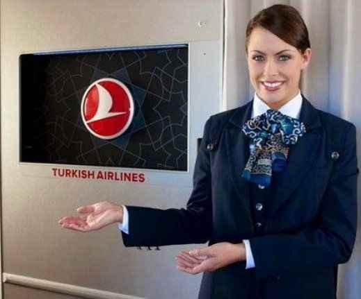 Türk Hava Yolları 4 bin 600 personel alacak.