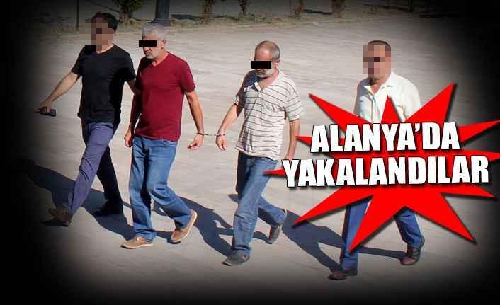 Gazipaşa'daki göçmen kaçakçılığına 2 tutuklama