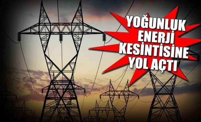 Alanya'da elektrik kesintisi çilesi