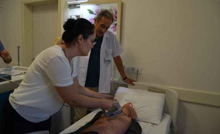 ALKÜ'den sağlık personeline eğitim