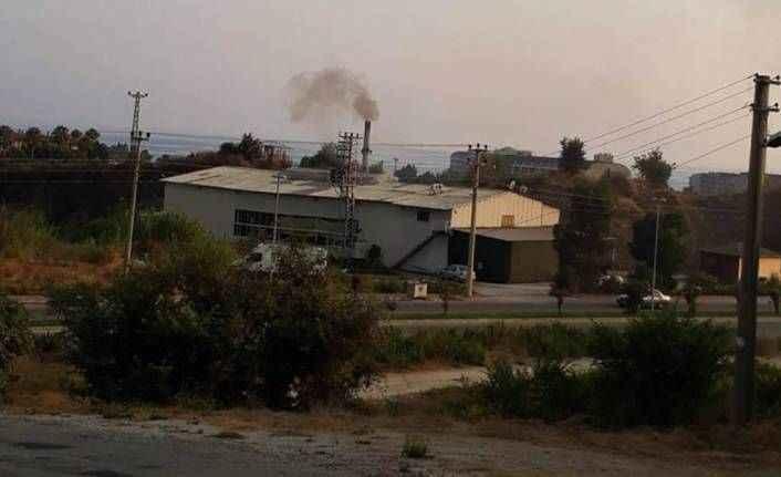 Vatandaşın fabrika isyanı