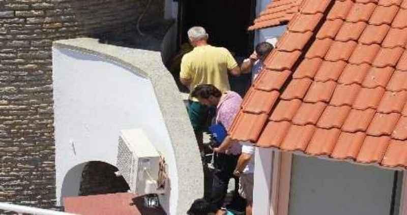 Otel işletmecisi hırsızlardan korunmak isterken canından oldu