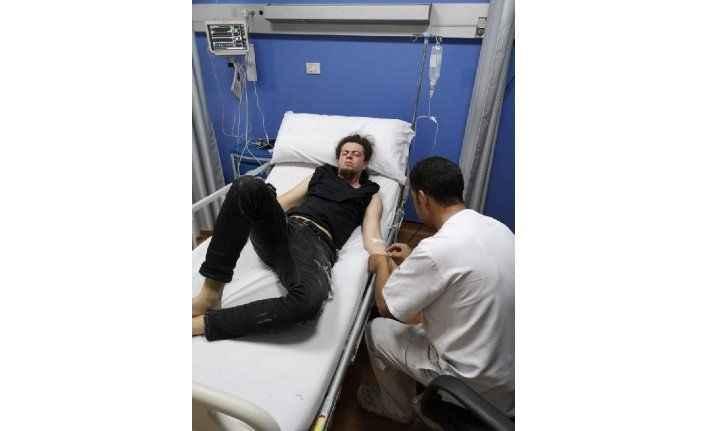 Antalya yılanın ısırdığı  Aref'ten iyi haber