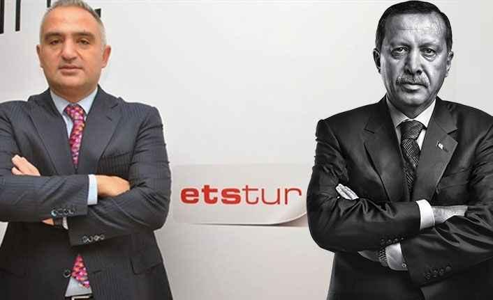 Erdoğan bakanlık için Mehmet Ersoy'a ETS şartı mı koştu?